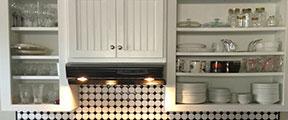 keukenkastjes vervangen