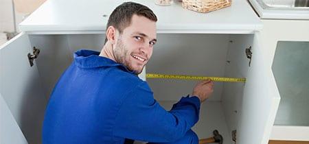 keukenblad repareren