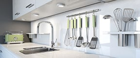 keukenverlichting aansluiten
