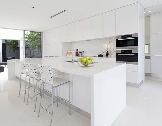 moderne stijl keuken